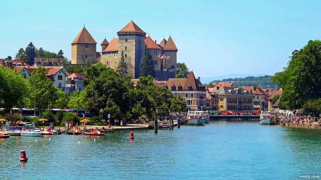 Que peut-on voir à Annecy et ses alentours ?