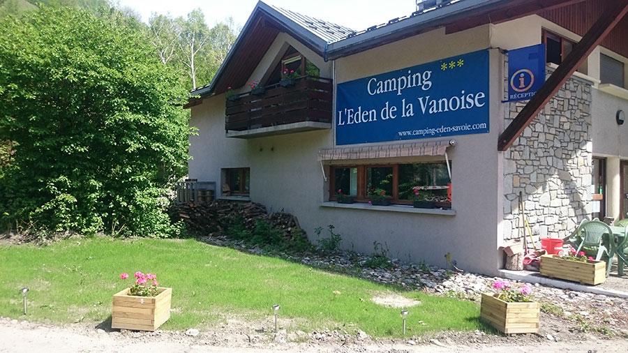 Choisissez le camping Eden de la Vanoise si votre prochaine destination de vacances est la Savoie !