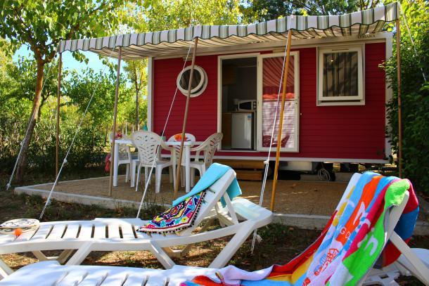 Découvrez les offres de location au camping L'Air Marin