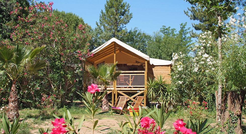 Vous souhaitez vous relaxer ? Le camping les Pêcheurs vous invite dans son superbe espace balnéo !