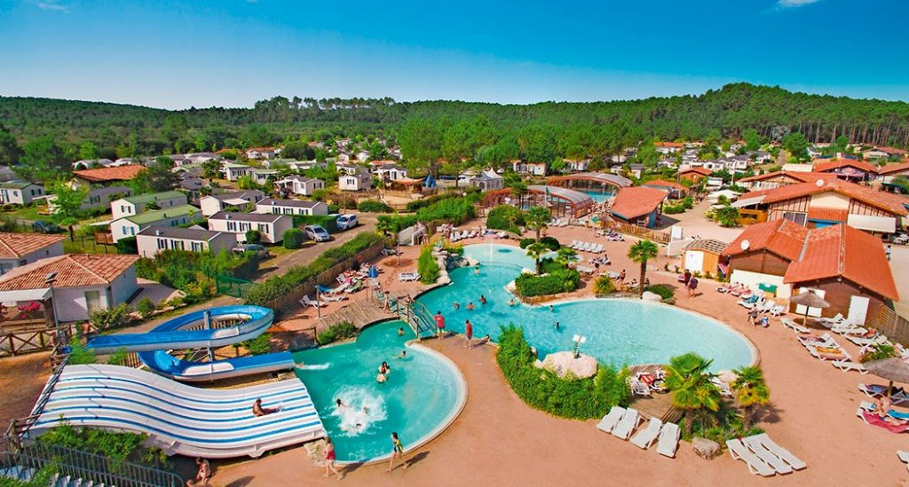 Top 5 des campings de luxe en France