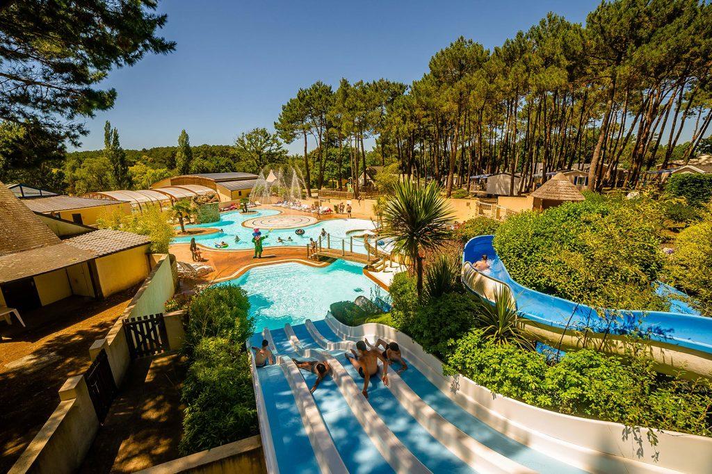 Vous cherchez un camping avec piscine dans le Morbihan ? Le Fort-Espagnol est fait pour vous :)