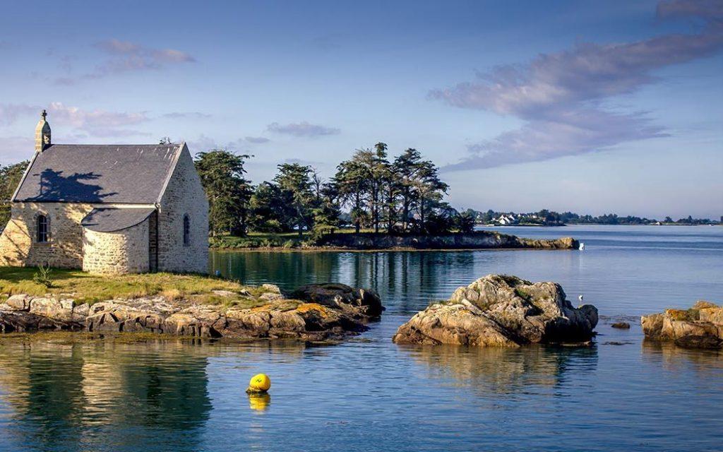 Le Golfe du Morbihan, son air si frais, et le camping du Moténo !