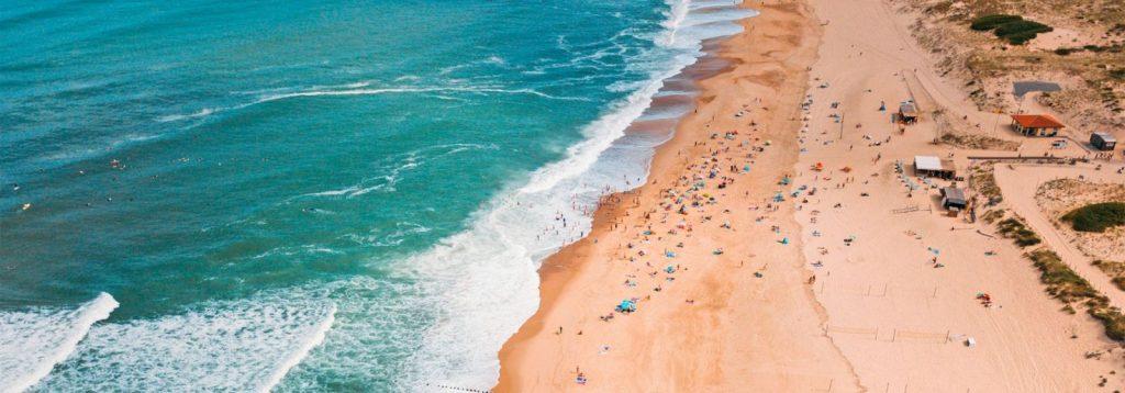 Pour des vacances à la plage, le département des Landes est indiqué
