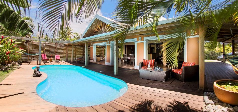 Louer une villa en Guadeloupe : et si vous vous rendiez au lagon de Saint François ?