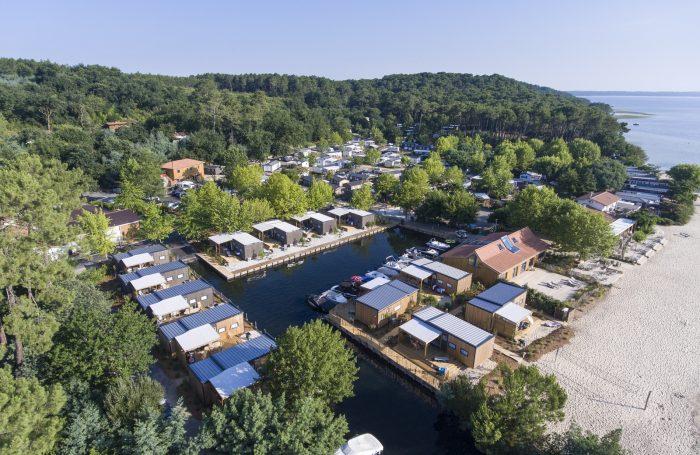 Quels sont les meilleurs campings avec piscine à Biscarrosse ?