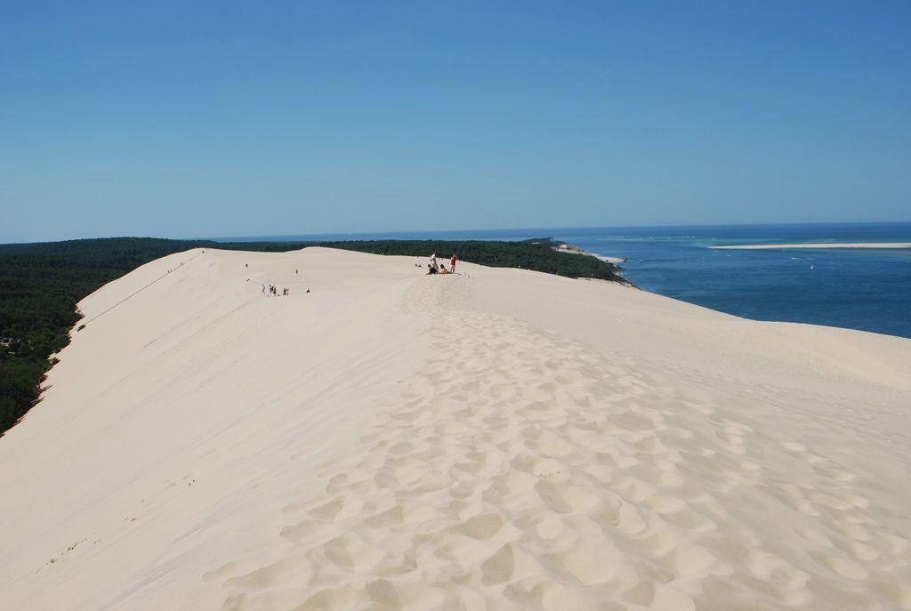 Les meilleurs campings près de la Dune du Pyla
