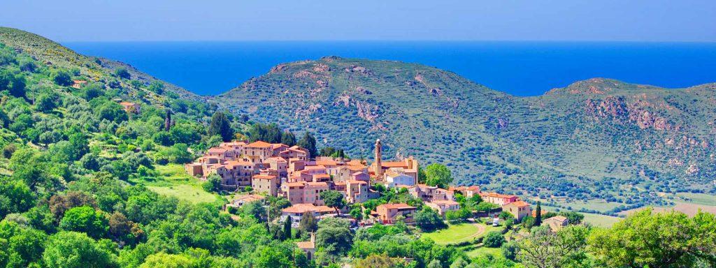 Les vacances à la montagne en Corse